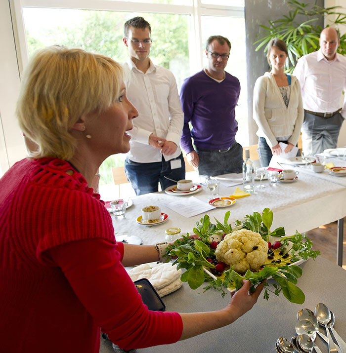 Italian Cooking Course with Vardit Kohn.